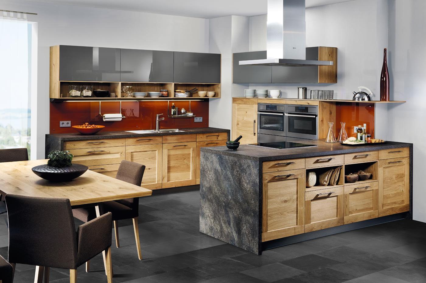 einbauk chen f r jeden geschmack jetzt anschauen. Black Bedroom Furniture Sets. Home Design Ideas